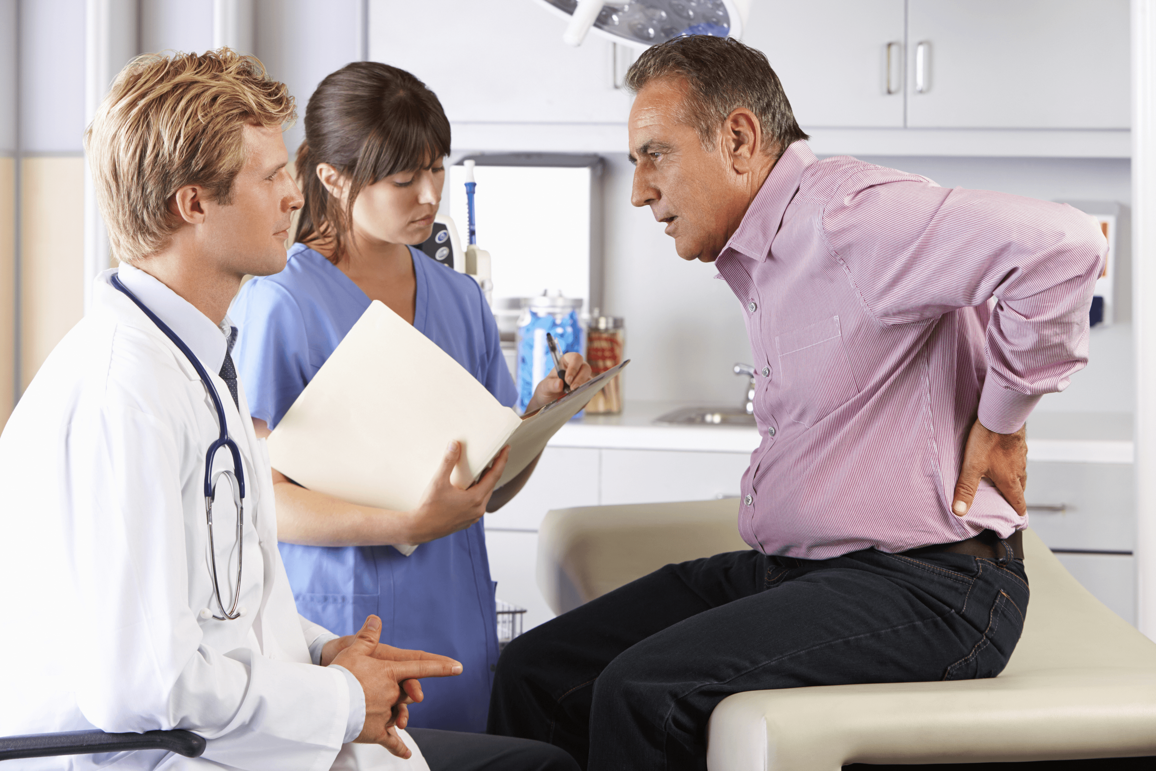 Compulsory Medical Examination Shim Spine – Medical Evaluation