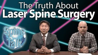 Lasers,  Stem Cells and Minimally Invasive Spine Surgery