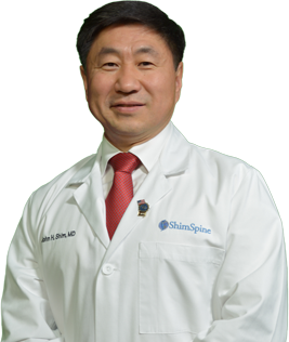 Dr. John Shim Orthopedic Surgeon