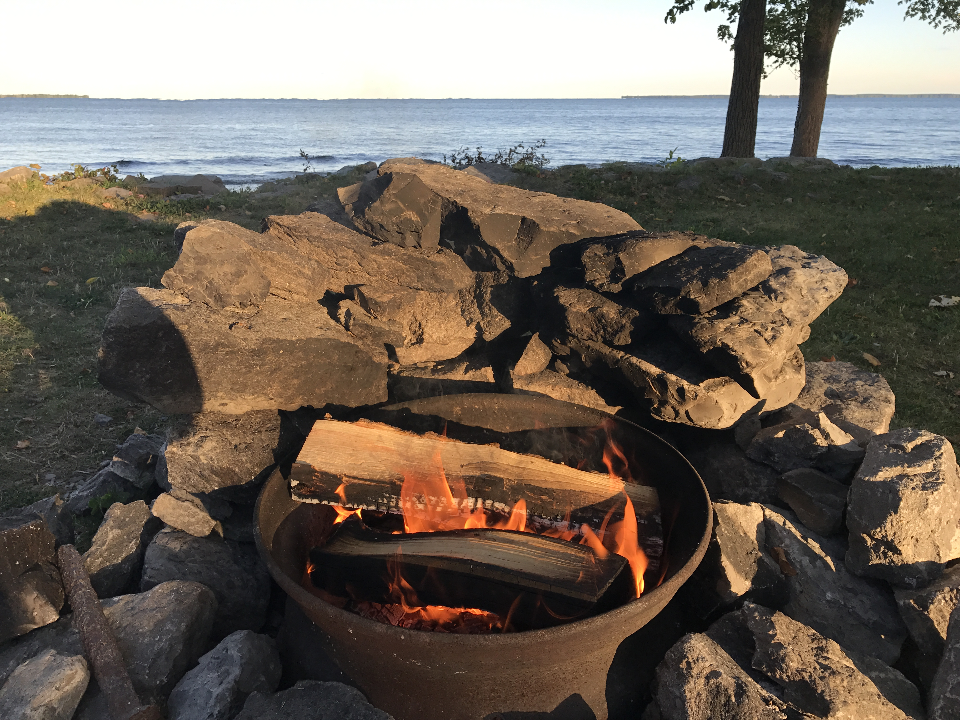 Camping and Back Pain