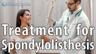 Treatment for Spondylolisthesis
