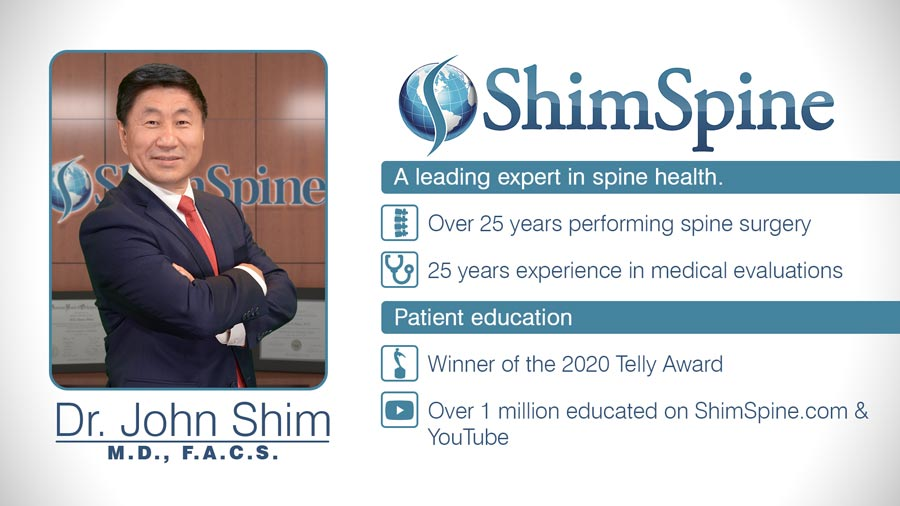Dr. Shim's CV