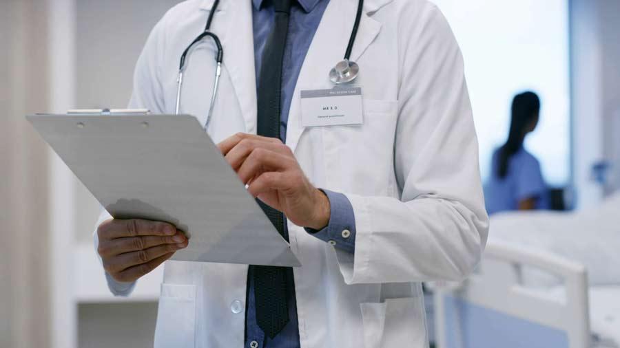 doctor terminology