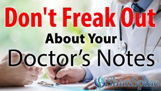 Don't Freak Out About Your Doctor's Notes