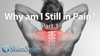 Why am I Still in Pain After Spine Surgery?