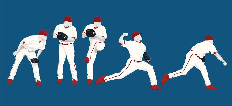 Pitch movements